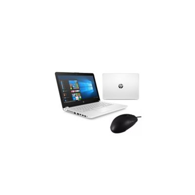 Portátil Hp 14-Bs007la 4gb 500gb 14pg Windows10 + Mouse