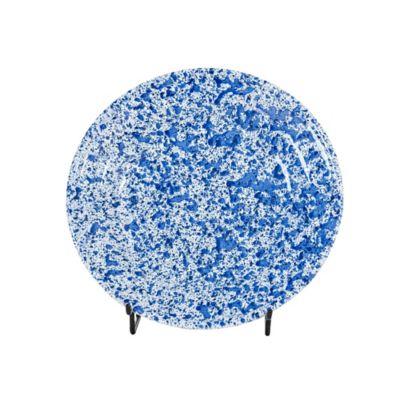 Set de 4 Platos #18 Coral Azul