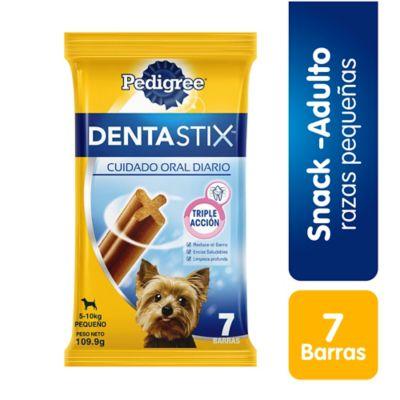 Dentastix Snack Cuidado Oral Para Perro Adulto Raza Pequeña 7 Barras