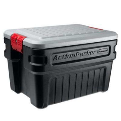 Caja Almacenamiento Actionpacker 90,8 Litros