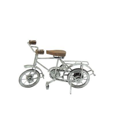 Bicicleta 16 x 8 Cm Gris Bicicletas