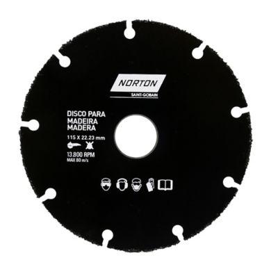 Disco Corte de Madera 115X1X22.23mm