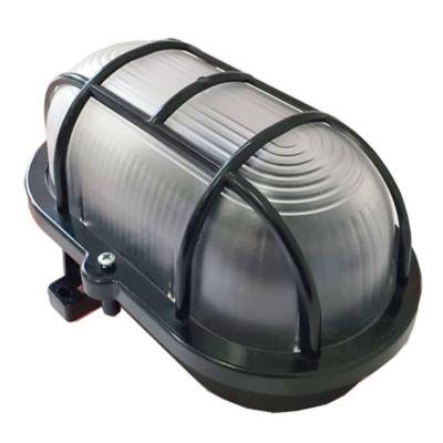 Lámpara Tortuga de 60 Rejilla Negra Socket E27