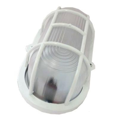 Lámpara Tortuga de 60 Rejilla Blanca Socket E27