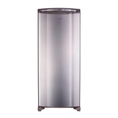 Congelador Vertical 231 Lts 1 Puerta WVU26 Gris