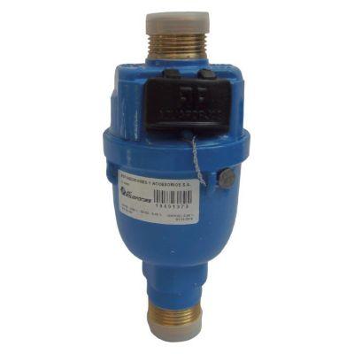 Medidor Agua Volumetrico R200 Mecanico L110mm de 3/4 Pulgadas