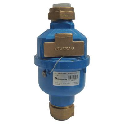 Medidor Agua Volumetrico R200 Mecanico L110mm de 1 Pulgada