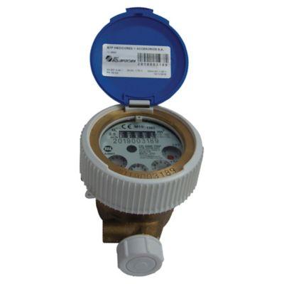 Medidor Agua Volumetrico R160 BTA L110mm CD One de 1/2 Pulgadas