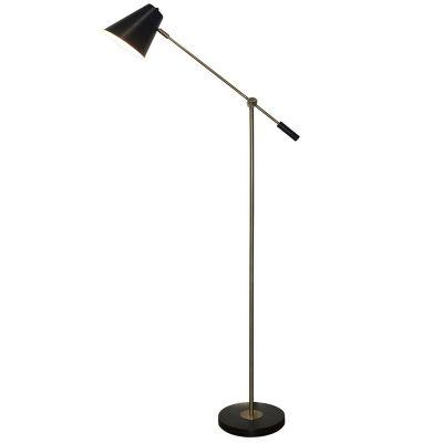 Lámpara Pie Helsingor 1 Luz E14