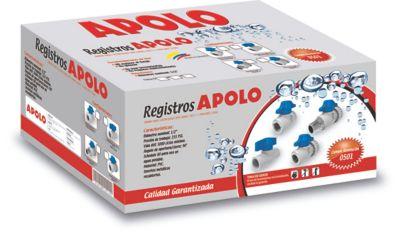 Caja Registro Incorpor Macho Pead 1/2 Pulgadas x 24 Unidades