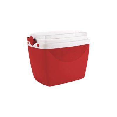 Nevera Portátil Cooler 6Lt Rojo