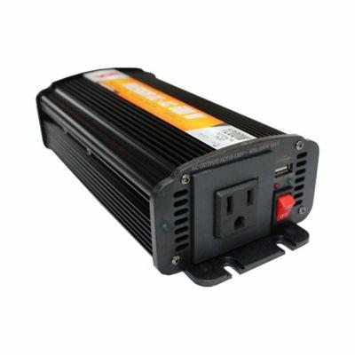 Inversor de Voltaje de Onda Modificada 12VDC 600W