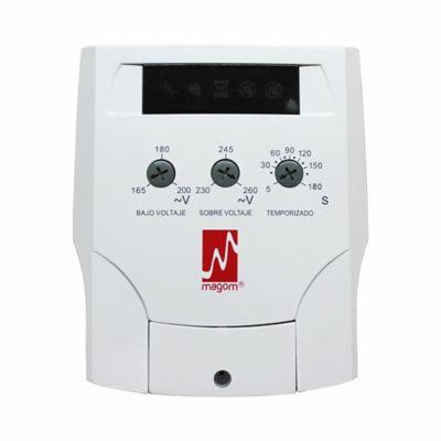 Protector de Voltaje PVA 220V 30a 6600W