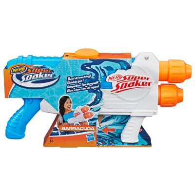 Pistola de Agua Supersoaker Barracuda