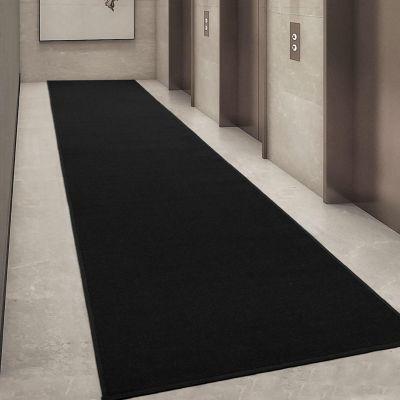 Camino Boda Sólido 366x61 Negro