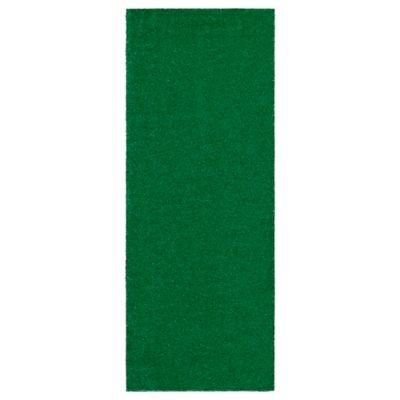 Tapete Aera Evergreen Grama 150x51 cm Verde