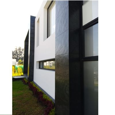 Pared Laminas Piedra Natural Flexible Black 1,22x0,61 - 3.7m2xcaja (5 Laminas X Caja)
