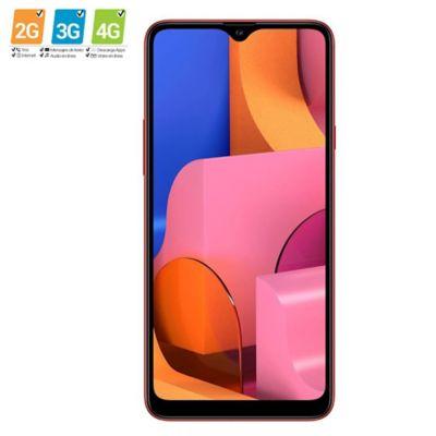 Samsung A20S Rojo 32Gb