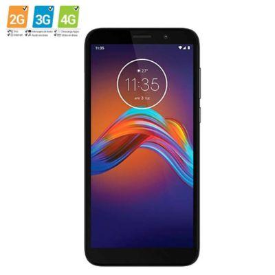 Motorola E6 Play Negro