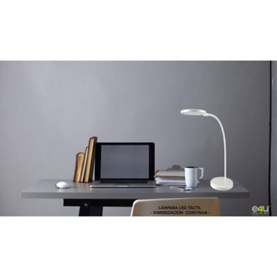 Lámpara Ara Escritorio Ritorio Led 435lm 7w Luz Fria C/Blanca