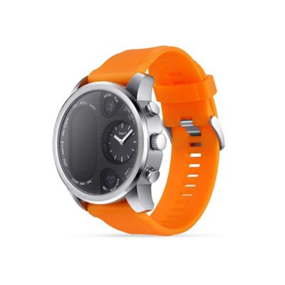 Reloj Deportivo Inteligente T3 Waterproof IP68 - Naranja