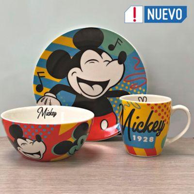 Set Desayuno  Mickey Forever