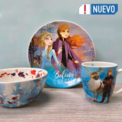 Set Desayuno Frozen II