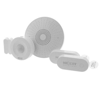 Kit Esencial Inteligente de Seguridad con Conexión Wi-Fi
