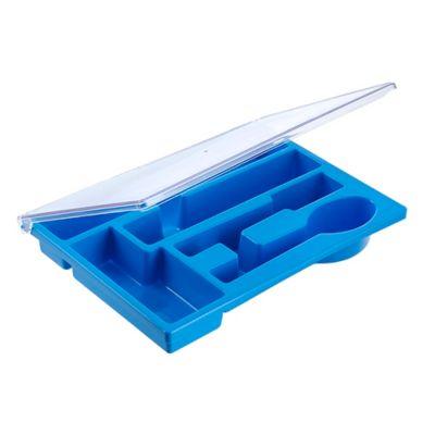 Portacubiertos n°2 Azul
