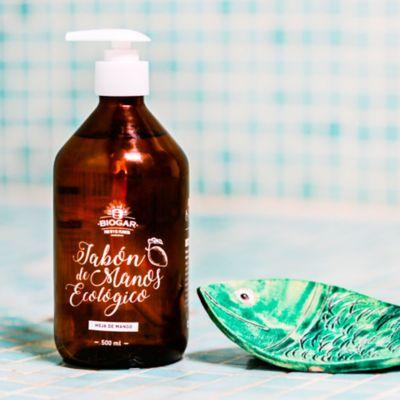 Jabón de Manos Ecológico 500ml Mango