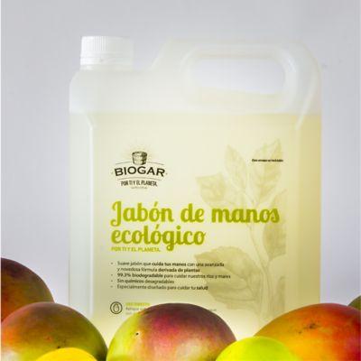 Jabón de Manos Ecológico Galón Mango