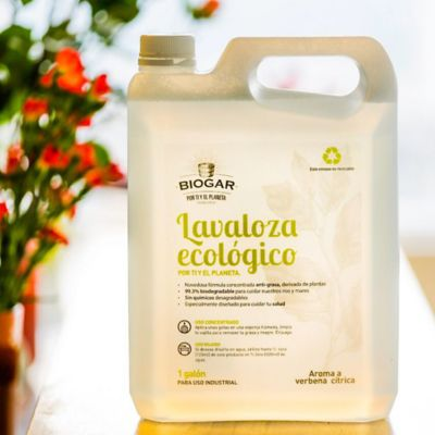 Lavaloza Ecológico Galón Verbena Cítrica