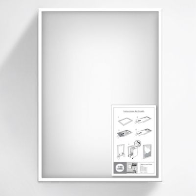 Marco Posters 50x70 cm Blanco