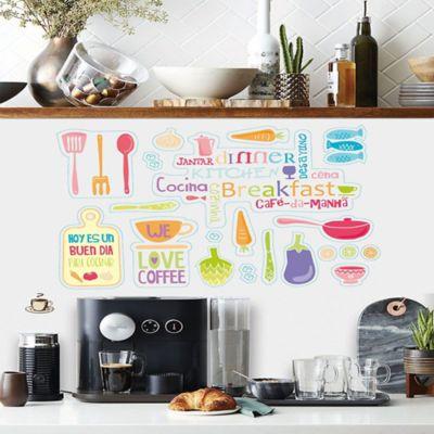 Stickers Cocina