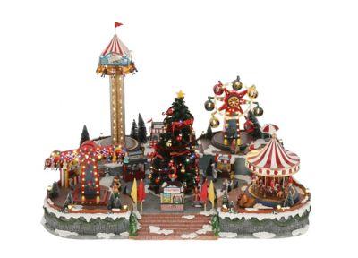 Parque Diversión Navidad