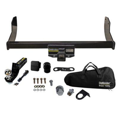 Tiro de Arrastre Mazda BT50/Ford Ranger Hasta 2013