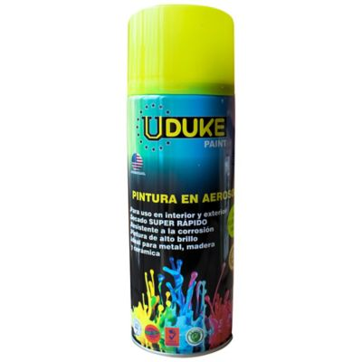 Aerosol Fluorescente Amarillo 400 Ml