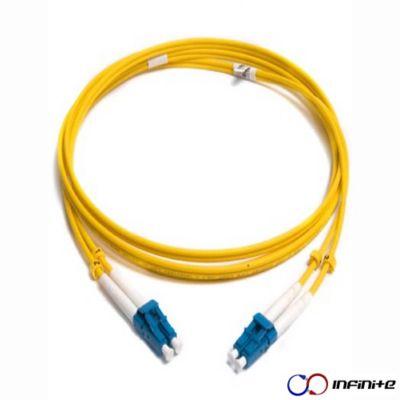 Patch Cord Fibra Optica Monomodo LC/LC 2 Metros