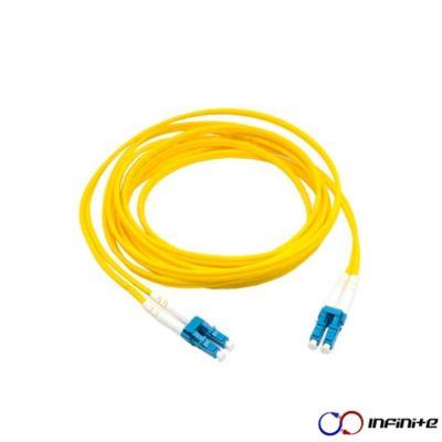 Patch Cord Fibra Optica Monomodo LC/LC 1 Metro