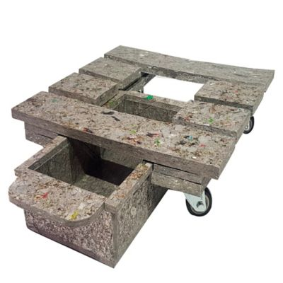 Base para Matera 10x35x35 cm