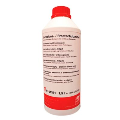 Refrigerante Aleman Rojo Concentrado 1.5 Litros
