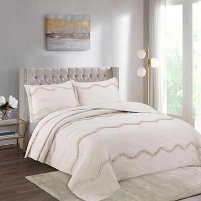 Quilt King Desert Liso Natural