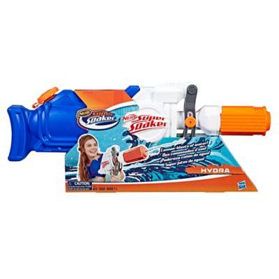 Lanza Agua Nerf Supersoaker Hydra