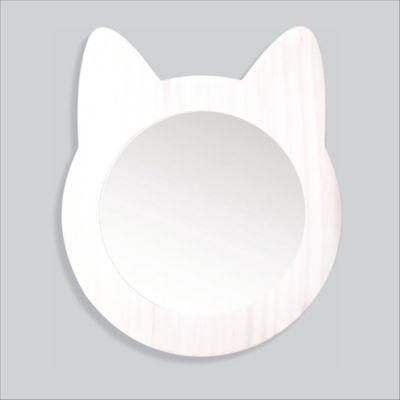 Espejo Infantil Gato