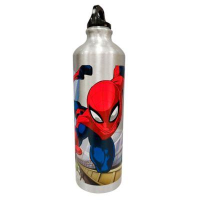 Botella Aluminio 750ml Spiderman