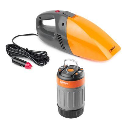 Combo Auto Power Aspiradora +  Linterna Brite-Nite Camplites POP-UP