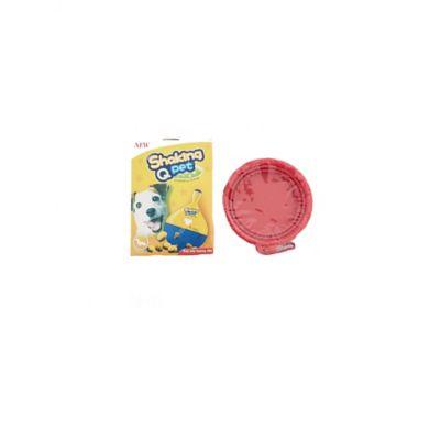 Pelota Dispensador de Alimentos + Tazón Pequeño Rojo