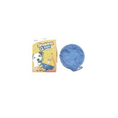 Pelota Dispensador de Alimentos + Tazón Pequeño Azul