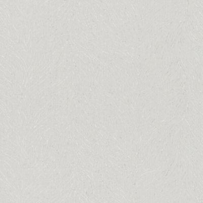Papel Mural con Estampado Metálico Blanco Perlado 100x53 cm
