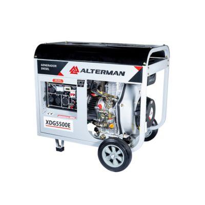 Generador Diesel 5.7 KW -120/240V